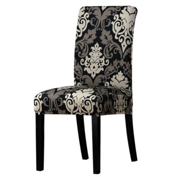 All Black Color Chair Cover Washable Removable 20 Chair And Sofa Covers