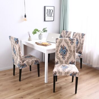 1/2/4/6Pc Removable Chair Covers For Dining Room 29 Chair And Sofa Covers
