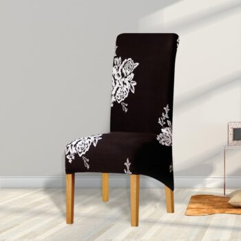 Printed Xl Size Long Back Chair Cover 36 Chair And Sofa Covers