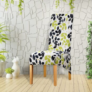 Printed Xl Size Long Back Chair Cover 34 Chair And Sofa Covers