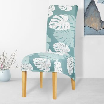 Printed Xl Size Long Back Chair Cover 19 Chair And Sofa Covers