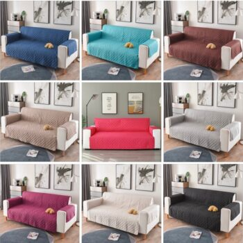 1/2/3 Seat Sofa Covers For Protection From Pets 7 Chair And Sofa Covers
