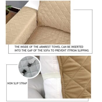 1/2/3 Seat Sofa Covers For Protection From Pets 10 Chair And Sofa Covers