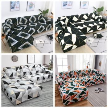 Corner Sofa Cover For L-Shaped Sofa 15 Chair And Sofa Covers