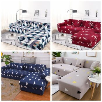 Corner Sofa Cover For L-Shaped Sofa 18 Chair And Sofa Covers