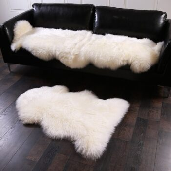 Soft Artificial Sheepskin Rug Chair Cover 11 Chair And Sofa Covers