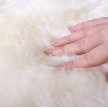Soft Artificial Sheepskin Rug Chair Cover 13 Chair And Sofa Covers