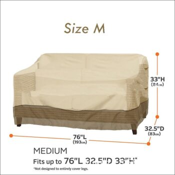 Waterproof Outdoor Couch Cover 12 Chair And Sofa Covers