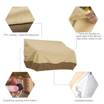 Waterproof Outdoor Couch Cover 14 Chair And Sofa Covers