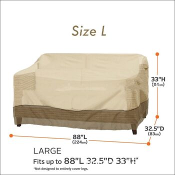 Waterproof Outdoor Couch Cover 13 Chair And Sofa Covers