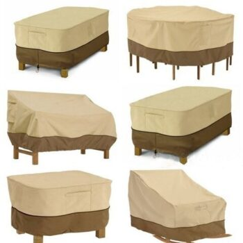 Waterproof Outdoor Couch Cover 7 Chair And Sofa Covers
