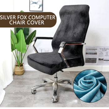 Stretchable Waterproof Spandex Office Chair Covers 9 Chair And Sofa Covers