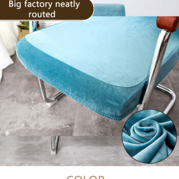 Stretchable Waterproof Spandex Office Chair Covers 15 Chair And Sofa Covers