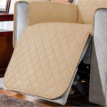 Removable Towel Recliner Cover With Pockets 18 Chair And Sofa Covers
