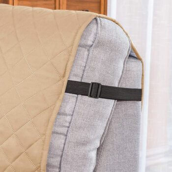 Removable Towel Recliner Cover With Pockets 17 Chair And Sofa Covers