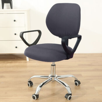 Stretchable Armchair Anti-Dust Covers - Office Computer Chair Covers 44 Chair And Sofa Covers