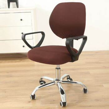 Stretchable Armchair Anti-Dust Covers - Office Computer Chair Covers 22 Chair And Sofa Covers