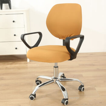 Stretchable Armchair Anti-Dust Covers - Office Computer Chair Covers 32 Chair And Sofa Covers