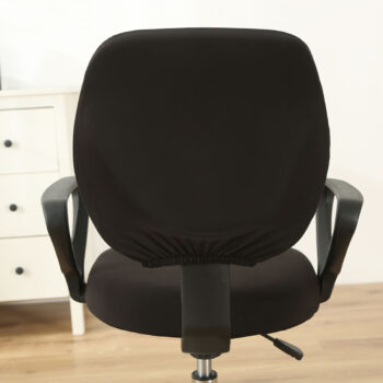 Stretchable Armchair Anti-Dust Covers - Office Computer Chair Covers 17 Chair And Sofa Covers