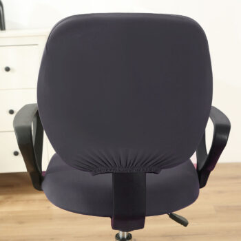 Stretchable Armchair Anti-Dust Covers - Office Computer Chair Covers 45 Chair And Sofa Covers