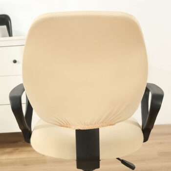 Stretchable Armchair Anti-Dust Covers - Office Computer Chair Covers 29 Chair And Sofa Covers