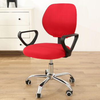 Stretchable Armchair Anti-Dust Covers - Office Computer Chair Covers 10 Chair And Sofa Covers