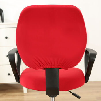 Stretchable Armchair Anti-Dust Covers - Office Computer Chair Covers 11 Chair And Sofa Covers