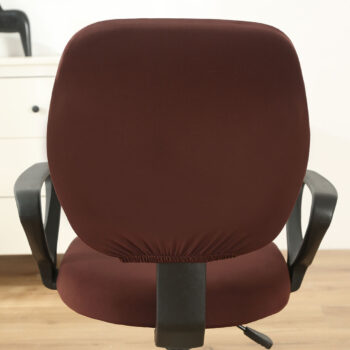 Stretchable Armchair Anti-Dust Covers - Office Computer Chair Covers 23 Chair And Sofa Covers