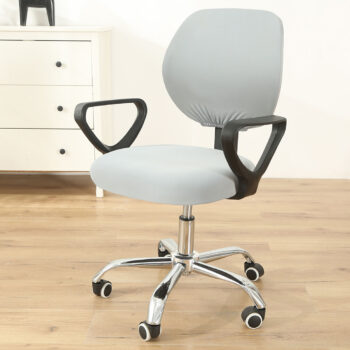 Stretchable Armchair Anti-Dust Covers - Office Computer Chair Covers 39 Chair And Sofa Covers