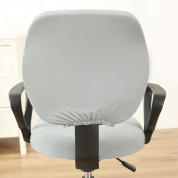 Stretchable Armchair Anti-Dust Covers - Office Computer Chair Covers 40 Chair And Sofa Covers