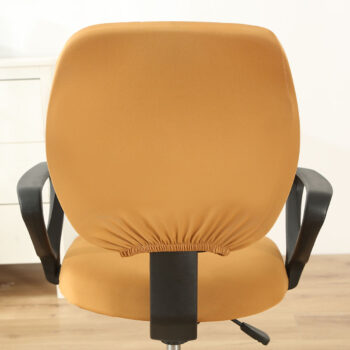 Stretchable Armchair Anti-Dust Covers - Office Computer Chair Covers 35 Chair And Sofa Covers