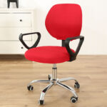 Spandex Universal Computer Armchair Cover 1 Chair And Sofa Covers