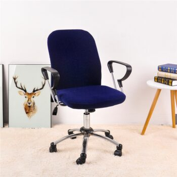 Spandex Office Chair Covers In Solid Colors 17 Chair And Sofa Covers