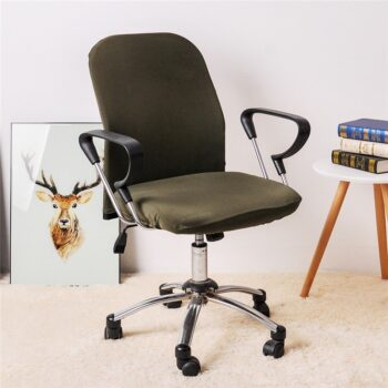 Spandex Office Chair Covers In Solid Colors 21 Chair And Sofa Covers