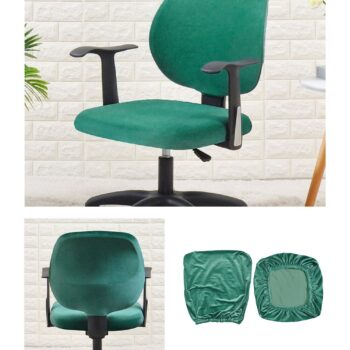 Velvet Chair Cover For Office Armchair 20 Chair And Sofa Covers