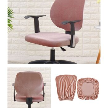 Velvet Chair Cover For Office Armchair 14 Chair And Sofa Covers