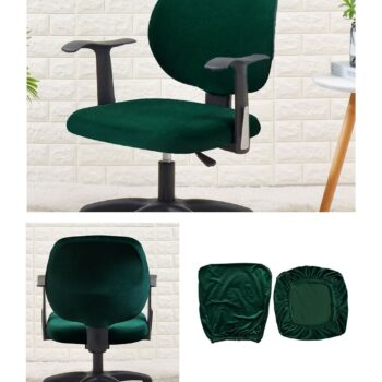 Velvet Chair Cover For Office Armchair 13 Chair And Sofa Covers