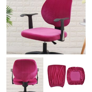 Velvet Chair Cover For Office Armchair 17 Chair And Sofa Covers