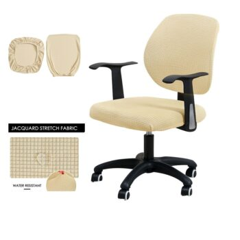 Water Resistant Jacquard Computer Chair Cover 28 Chair And Sofa Covers